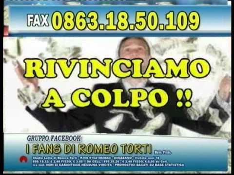 IL LOTTO DI ROMEO TORTI DIRETTA 17-04-2013