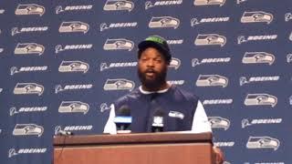Seattle Seahawks Michael Bennett: Alleged assault by Las Vegas police a