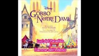 Il Gobbo di Notre Dame - Original Soundtrack - Luci del Paradiso / Fiamme dell
