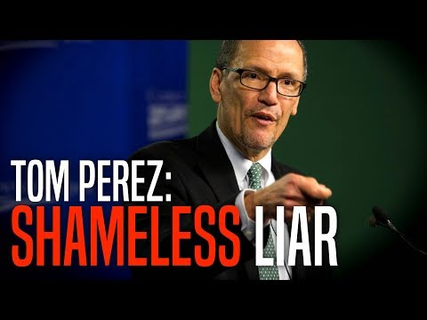 Tom Perez Reverses DNC's Ban on Fossil Fuel Industry Contributions