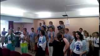 Хор МФТИ Португальская песня: Чей муженек краше