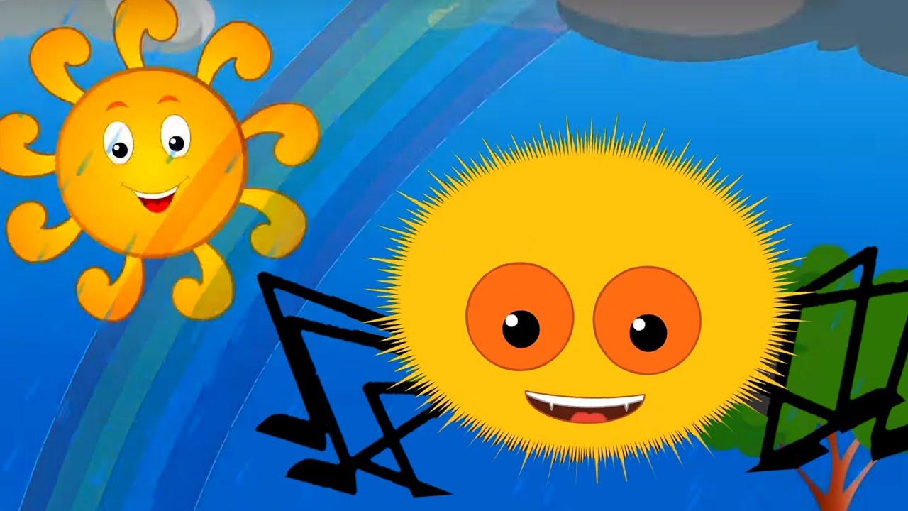 rimas para niños en español | colección de rimas infantiles - YouTube