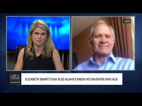 Ed Smart and Rachel Stockman Talk Mollie Tibbetts on Law & Crime Network 08/08/18