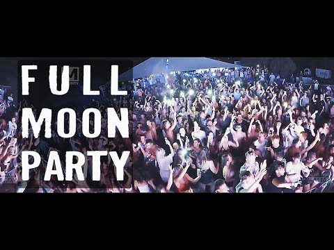 FULL MOON PARTY Malia // This is a Party You Don't Want To Miss @ Bufos Beach Crete Greece