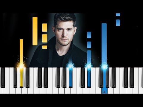 Michael Bublé - Home - Piano Tutorial