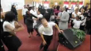 Apostle Mary D. Lawrence: Open Door Outreach Center Youth Min Part II