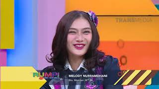 Video RUMPI - Melody Pensiun Dari JKT48, Para Fans Ikut Terharu (16/11/17) Part 2 download MP3, 3GP, MP4, WEBM, AVI, FLV November 2017