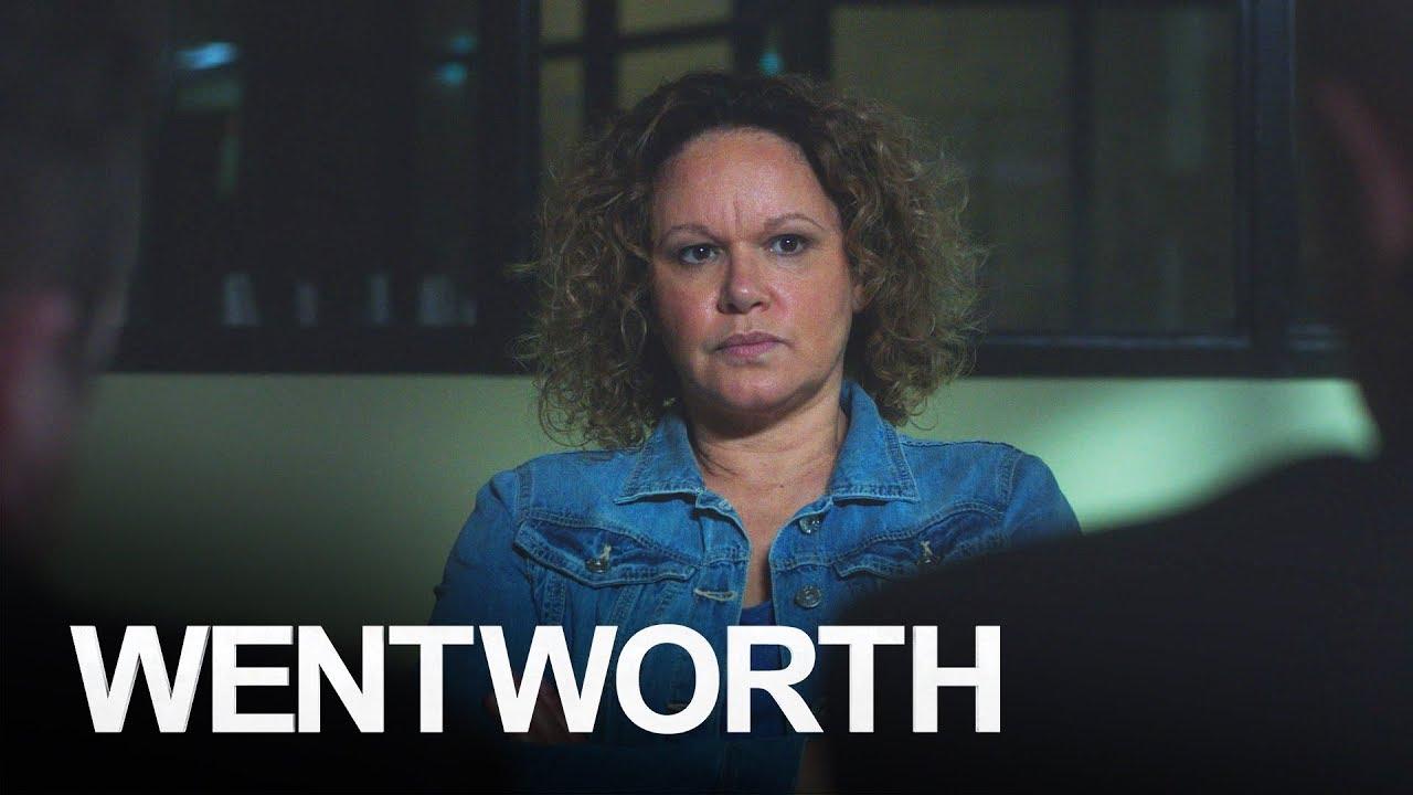 Download Wentworth Season 6 Episode 5 Clip: Rita's True Identity Is Revealed | Foxtel