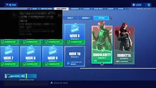 199TH Stream/Pro Fortnite Sniper/Getting Wins/Playing With Subs/14 Days Of Summer/Grinding Tier 100