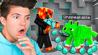 7 WAYS Unspeakable Steals Preston's Diamonds!