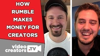 How Rumble.com Makes 10x More Money for Creators than YouTube