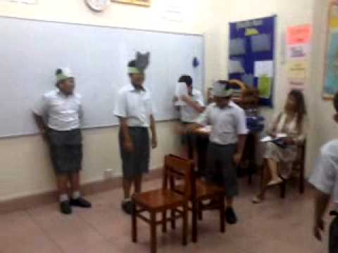 Ics International School Year 5 One Act Play - YouTube
