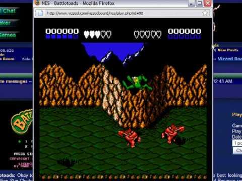 Play Nintendo Nes Games Roms Online For Free Youtube