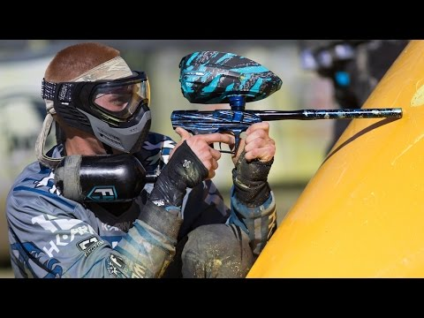 Dynasty vs AC Dallas - Full Professional Paintball Match and Ironmen vs Thunder Las Vegas NXL