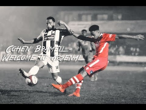 Cohen Bramall - Who Is He? - Welcome To Arsenal