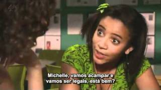 "Skins UK - 2°Temporada - 4°Episodio ""Michelle"" (Legendado)"