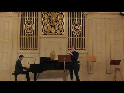 Sebastian Hayn and Florian Podgoreanu play Louis Spohr Clarinet Concerto No 2 Op. 57, I Mov.