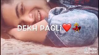 Dekhegi Sapne Mery Chain Kho Jayega Whatapp Status Video