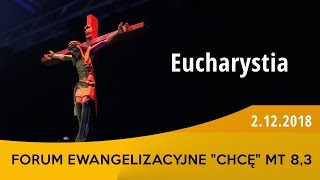 Eucharystia - bp. Wiesław Szlachetka - Forum ewangelizacyjne w Gdańsku - Na żywo