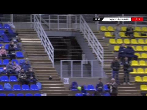 Lugano (Switzerland) – Dinamo Minsk (Balarus) II