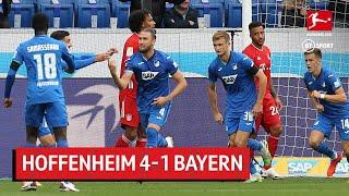 Hoffenheim vs Bayern Munich (4-1) | Bundesliga highlights