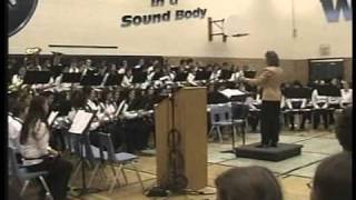 Persis- Dr.G.W.Williams S. S Senior Concert Band in 2006