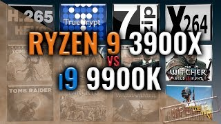First Ryzen 3800X Benchmark - Faster Than i9 9900K? / We Do