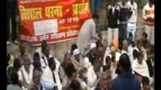 Greater Noida Farmers Protest at Authority on December 22 09