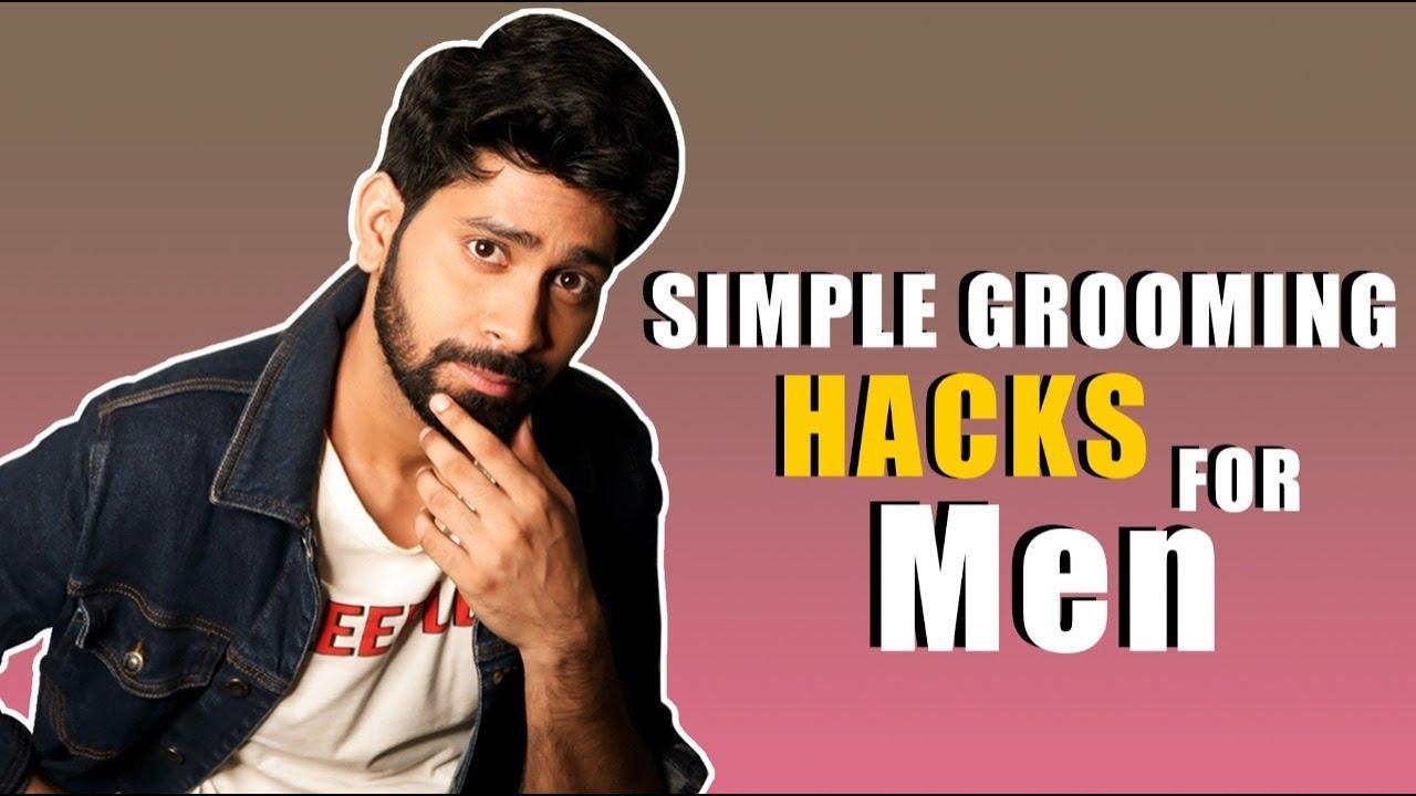 Simple Grooming Hacks For Men with Beard Bloom | Ankush Bahuguna