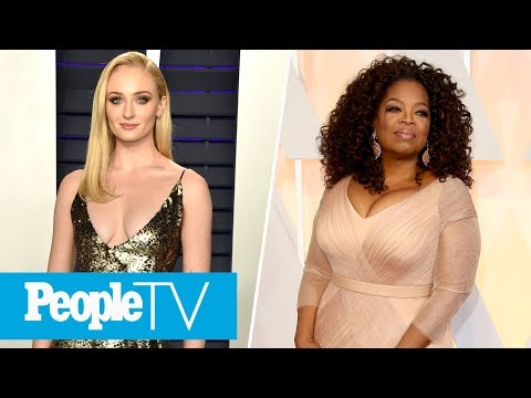 Sophie Turner Had &39;GoT&39; Spoiler Arm Tattoo All Along Oprah Claps Back At Critic  PeopleTV