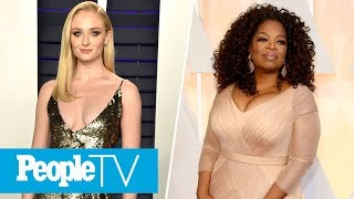 Sophie Turner Had 'GoT' Spoiler Arm Tattoo All Along, Oprah Claps Back At Critic | PeopleTV