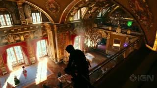 Assassin's Creed Unity  Геймплейный Трейлер E3 2014 (Gameplay Trailer E3 2014)