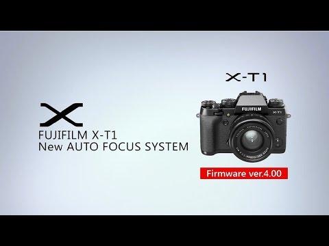 Fujifilm X-T1 v4.00 Firmware ile Gelen Yeni Otofokus (AF) Sistemi