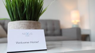 Nexus Condos Tour l Real Estate Video l Seattle, Washington