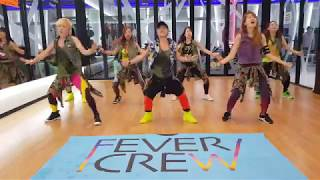 FEVER CREW ZUMMBA | Mad Love-Sean Paul, David Guetta ft  Becky G | CHOREO BY WINNER Video