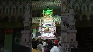 Moharram special music system taziya