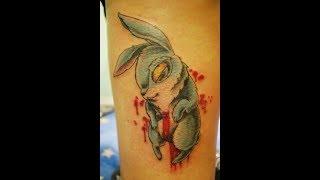 Интересные, смешные, прикольные и пошлые татуировки часть 9