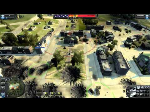 World in Conflict - Ep 2. - Best. Nuke. Ever. Ft. Sgt. Skittles