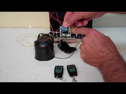 Boom Blaster - Wireless Remote Control Kit Program Additional Remotes