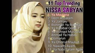 Nissa sabyan full album - sholawat terbaru ya maulana | deen assalam jamalu copyright by : management *** song list 11 track 1. 2. d...