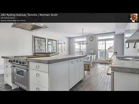 282 Ryding Avenue, Toronto | Norman Scott