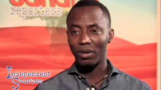 Profile of Omoyele Sowore, Founder of Sahara Reporters