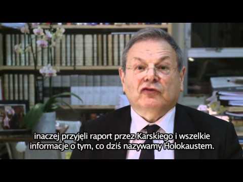 JAN KARSKI - an unsung Polish hero
