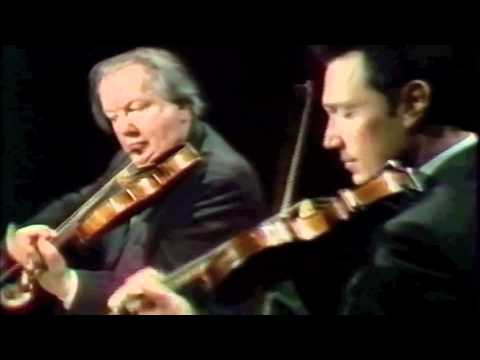 Sándor Végh and Alberto Lysy play Bartók duos (Part 1)