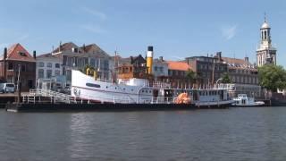 Davinci meets Summertime at the IJssel