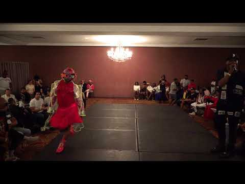 Midgets Runway @ 9th Annual Pop Ball Power of Pride Ball