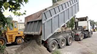 видео купить песок строительный