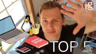 Best UI/UX Design Desktops on Linux