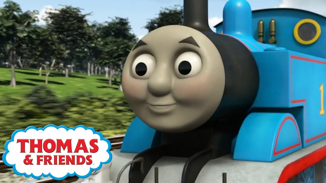 Thomas & Friends™   Thomas and the Sounds of Sodor   Full Episode   Cartoons for Kids