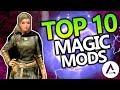 Skyrim Special Edition - Top 10 Magic Mods - PlayStation 4 & Xbox 1 Mods